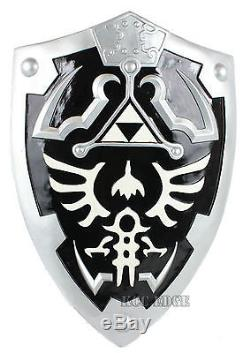 11 Full Size Dark Link's Hylian Shield from the Legend of Zelda Halloween Xmas