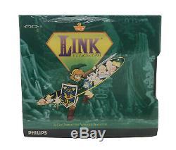 1993 Link Faces Of Evil Legend Of Zelda Philips CD-i CDI New Factory SEALED