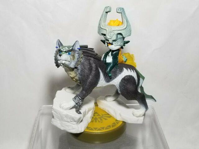 20 Heart Wolf Link Amiibo Legend Of Zelda Series Breath Of The Wild