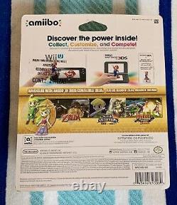 Amiibo Toon Link & Zelda The Legend of Zelda 30th Anniversary (New & Sealed)