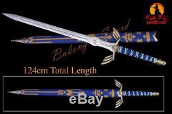Anime Sword The Legend of Zelda Sword Dark Link Shadow Triforce Master Sword