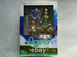 Brand New Figma Link 153 The Legend of Zelda Skyward Sword Max Factory Japan