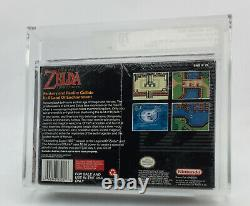 Brand New Sealed Legend of Zelda A Link to the Past SNES VGA Graded 70+