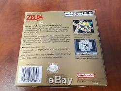 CIB Legend of Zelda Link's Awakening DX (Nintendo Game Boy Color, 1998)