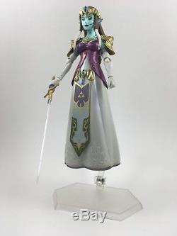Custom Figma Legend of Zelda Twilight Princess Ganon's Puppet Zelda figure link
