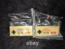 Custom Hand Painted The Legend Of Zelda Original Nintendo Nes Link To The Past