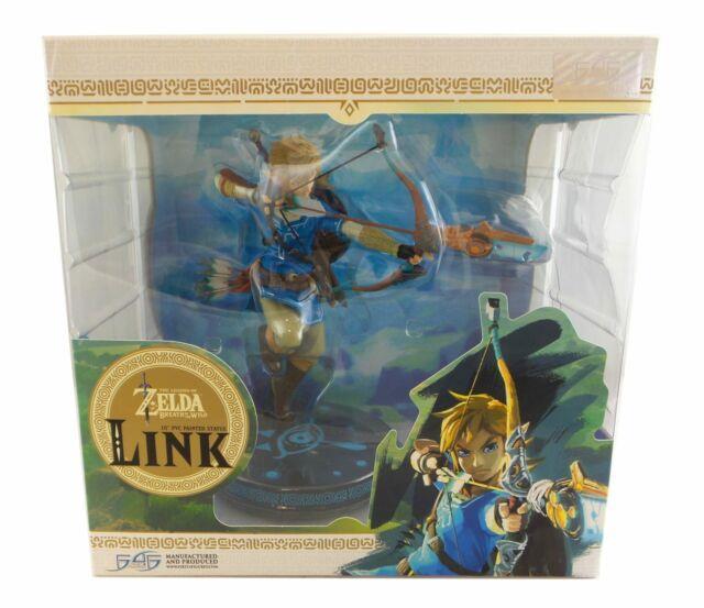 Dark Horse Deluxe F4f The Legend Of Zelda Breath Of The Wild Link Figure Statue
