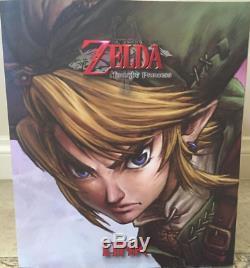Dark Horse Legend of Zelda Twilight Princess Link Deluxe Collector's Figure