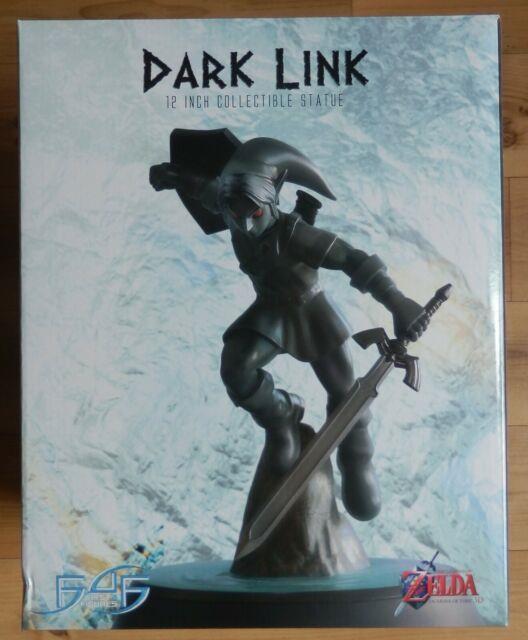 Dark Link Statue Legend Of Zelda First 4 Figures F4f Game Figure Nintendo New