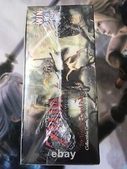 Enterplay 2007 Legend of Zelda Twilight Princess Trading Card Booster Box Sealed