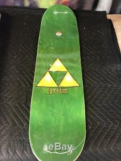 Female Link Skateboard Rare Hook Ups Deck Legend Of Hookups Zelda Rare