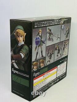 Figma 320 The Legend of Zelda LINK Twilight Princess Ver DX Edition