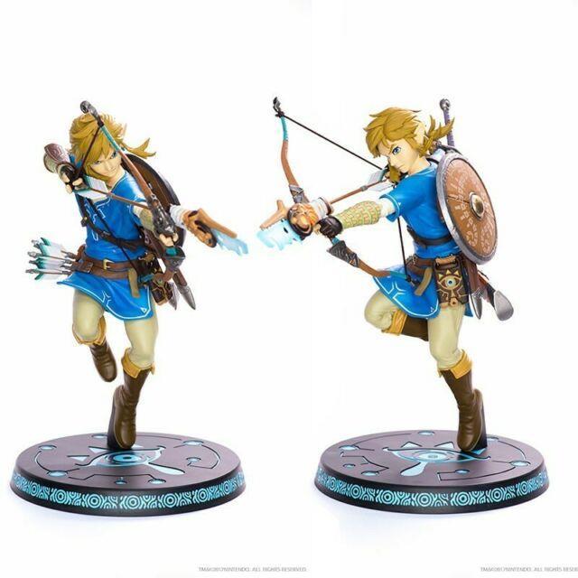 Figurine Link The Legend Of Zelda Breath Of The Wild 25cm