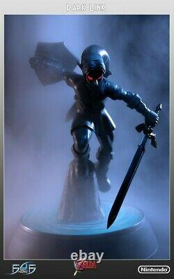 First4Figures F4F Dark Link Exclusive Statue Legend of Zelda Nintendo RARE