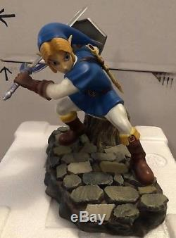 First4Figures F4F The Legend Of Zelda Zora Tunic Link Edition