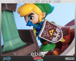 First4Figures Legend of Zelda Link on the King of Red Lions REPLACEMENT