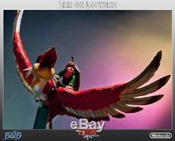 First4Figures Legend of Zelda Skyward Sword Link on Loftwing Statue MIB