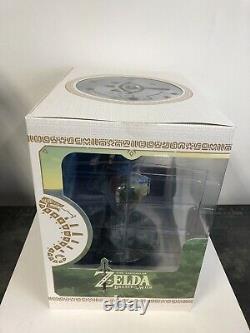 First 4 Figures Archer Link Breath Of The Wild Statue Legend Of Zelda Light Up