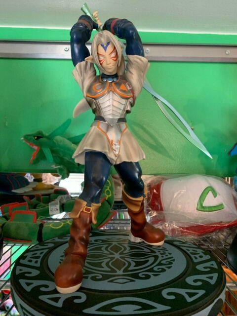 First 4 Figures Fierce Deity Link F4f The Legend Of Zelda Statue