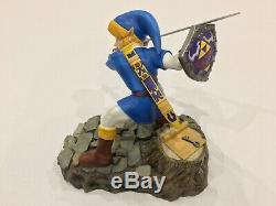 First 4 Figures Link Tunic Zora Blue Nº 0314 (the Legend Of Zelda) Brand New