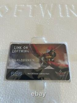 First 4 Figures Link on Loftwing from Legend Of Zelda Skyward Sword