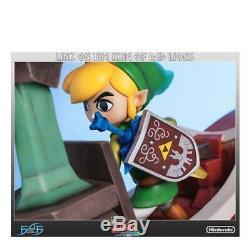 First 4 figures The Legend of Zelda Dark Link On The King Of Red Lions Figure