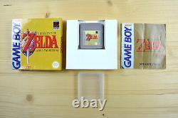 GB The Legend of Zelda Link's Awakening (OVP, mit Anleitung)