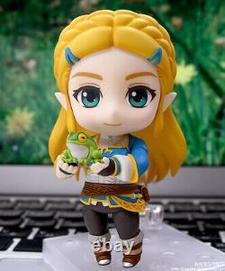 GOOD SMILE Co. Nendoroid The Legend of Zelda Zelda Breath of the Wild Ver