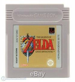 GameBoy Spiel The Legend of Zelda Link's Awakening / nicht DX DEUTSCH mit OVP