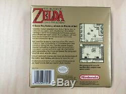 Game Boy Legend of Zelda Link's Awakening CIB Complete Ultra High Grade Original