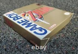 Gameboy LEGEND OF ZELDA LINK'S AWAKENING Complete In Box CIB CRISP BOX