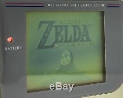 Genuine Boxed The Legend Of Zelda Links Awakening Gameboy Game Case Booklet Vgc