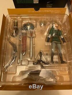 Good Smile Legend of Zelda Twilight Princess Link Deluxe figma 320