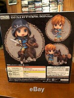 Good Smile Nendoroid Link The Legend of Zelda Breath of the Wild Ver. DX Edition