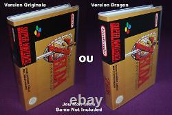 LEGEND OF ZELDA A LINK TO THE PAST SNES FRA/SFRA Universal Game Case (UGC)