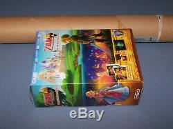 LEGEND OF ZELDA LINK BETWEEN WORLDS GAME BIG BOX EDITION Nintendo 3DS NEW