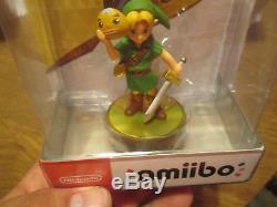 LINK AMIIBO The Legend of Zelda Majora's Mask NINTENDO 3DS SWITCH BEST BUY