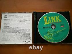 LINK The Faces of Evil Legend of Zelda Jeu CD Philips CDi CDi COMPLET FR VF