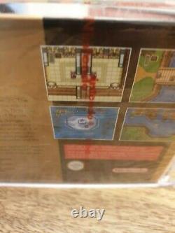 Legend Of Zelda A Link To The Past UKV SNES, Red Strip Sealed, VGA 95 MINT