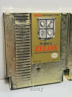 Legend Of Zelda + Adventure Of Link 1 & 2 Games Nintendo Nes Original Tested