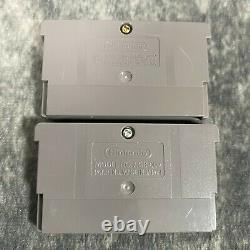 Legend Of Zelda + Adventure Of Link Nintendo Game Boy Advance GBA Bundle Genuine