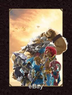 Legend Of Zelda Breath Of The Wild Creating A Champion Limited Edition NEW
