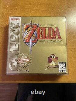 Legend Of Zelda Links Awakening CIB Nintendo Gameboy Complete In Box Tested