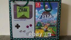 Legend Of Zelda Links Awakening Collector's Edition Switch