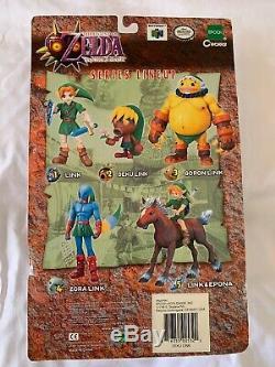 Legend Of Zelda Majora's Mask Deku Link Figure Epoch 2001