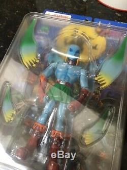 Legend Of Zelda Majora's Mask ZORA LINK Epoch Figure RARE 2001
