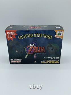 Legend Of Zelda N64 Vintage Collectible Action Figures Target Exclusive New