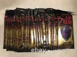 Legend Of Zelda Trading Cards, LOT Of 24 Packs To See What Link Is Up To