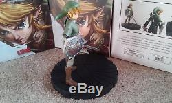 Legend Of Zelda Twilight Princess Link PVC Statue New Nintendo Dark Horse