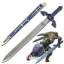 Legend Of Zelda Twilight Princess ocarina of time Link's master sword Sharp 42